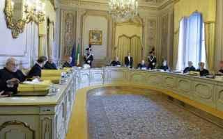 corte costituzionale  italicum