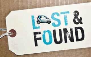 car2go  carsharing  oggetti smarriti