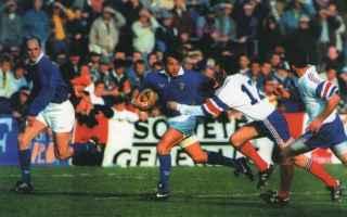 rugby  italia  sei nazioni  francia