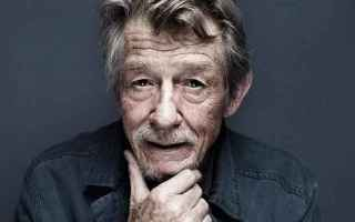 Cinema: john hurt carriera film cinema teatro