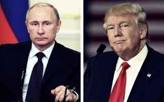 dal Mondo: russia  usa  putin  trump