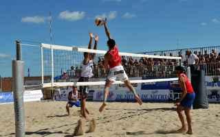 Sport: bibione  beach volley  marathon  mare