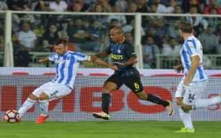 Serie A: inter  pescara  serie a  campionato