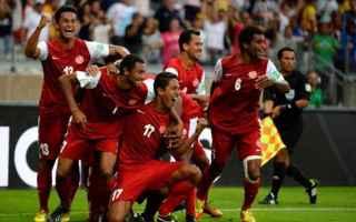 Calcio: thaiti  nazionale