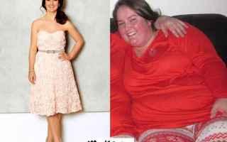 Fitness: sposa  dieta  dimagrimento
