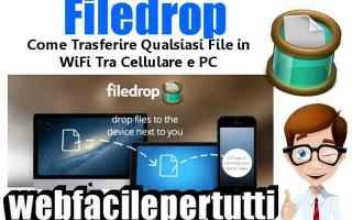 filedrop  wifi  pc