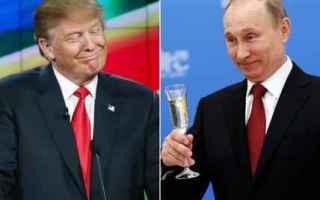 Lotta comune allIsis, crisi ucraina e ripresa delle relazioni, anche economiche, da pari a pari: son