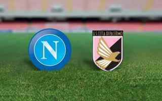 Serie A: napoli  palermo