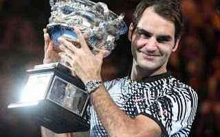 Tennis: tennis grand slam roger federer