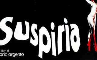 """Torna al cinema di """"Suspiria"""" il film di Dario Argento in una versione restaurata che non lascia"""