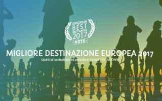 Milano: milano  migliore meta europea 2017  vota