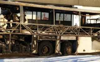 autista  bus  ungheria  vittime