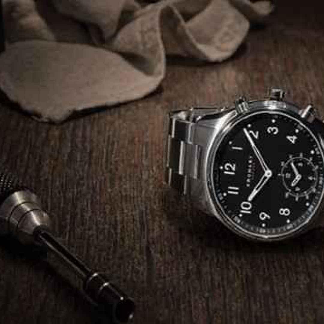 kronaby  smartwatch  wereable  gadget