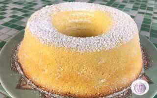 Ricette: ciambella  limone  dolci  colazione