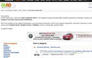 SEO: oknotizie  diggita  social bookmarking  editoria sociale  giornalismo partecipativo