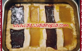 Ricette: crostata  decorazione  impasto  torta