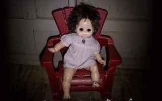 horror  racconti brevi  bambole