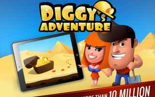 Mobile games: diggys adventure  android  salvo pimpos