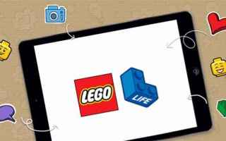 Social Network: social  lego life  bambini  giochi