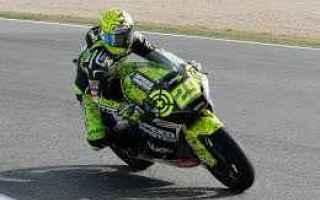 MotoGP: belen rodriguez  andrea iannone motogp