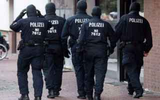 dal Mondo: terrorismo  isis  polizia  germania