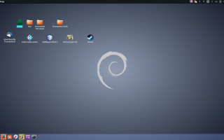 Linux: Spostare il launcher di Ubuntu in basso Windows Like