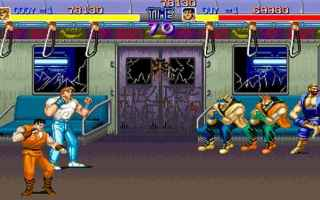 Linux: ubuntu  final fight  mame