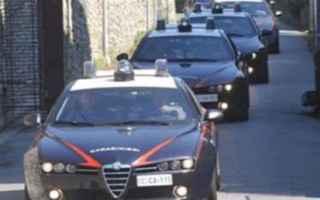 Napoli: droga  arresti  polizia  bagnoli  rione