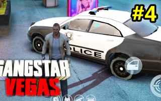 gangstar vegas  android  gta  azione