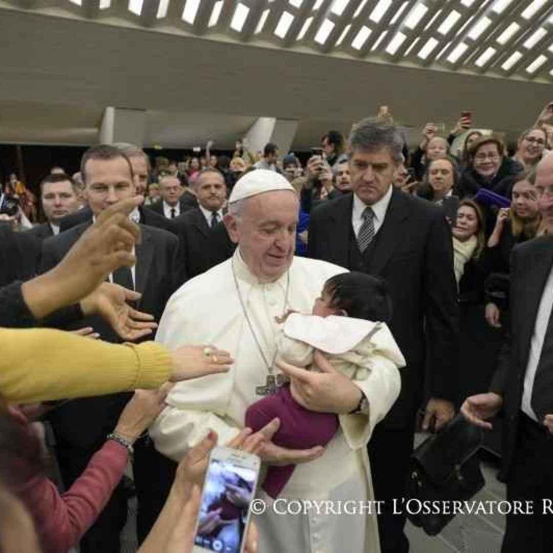 Religione la speranza che supera anche la paura della - Papa bagno chimico ...