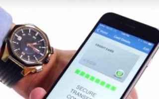 Gadget: meizu  newatch  gadget  nfc  contactless