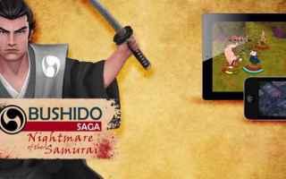 Mobile games: videogame  android  ios  bushido saga