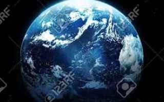 Astronomia: acqua  geologia  terra