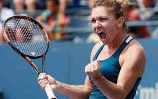 Tennis: tennis grand slam simona halep