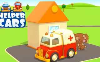 Video divertenti: cartoni animati  bambini  camion