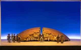 Arte: pomodoro mostra milano bozzetti  teatro