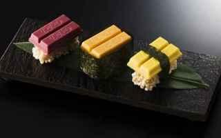 Gastronomia: giappone  food  sushi  cioccolato