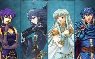 Mobile games: nintendo  videogame  fire emblem heroes