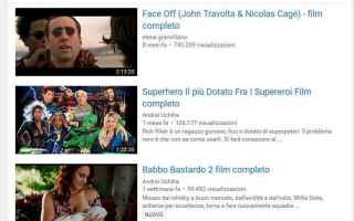 File Sharing: youtube  film completi  streaming