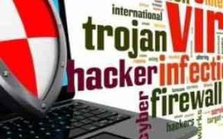 Sicurezza: antivirus  virus  malware  mozilla