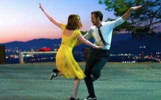 Cinema: la la land  musical  cinema