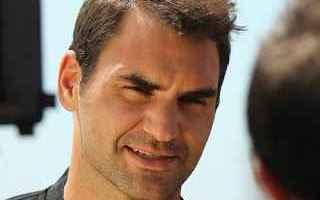 Tennis: tennis grand slam federer italia