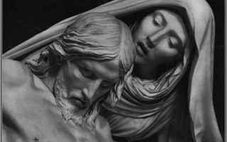Religione: addolorata  maria ss  desolata  gesù