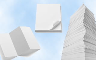 Hardware: carta  stampante