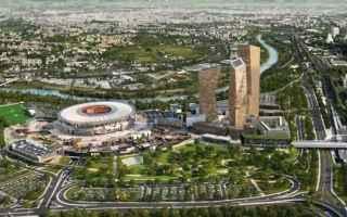 Calcio: roma stadio