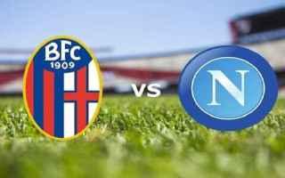 Serie A: bologna  napoli  serie a  campionato