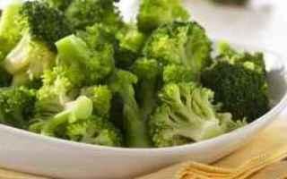 Alimentazione: broccoli  proprietà