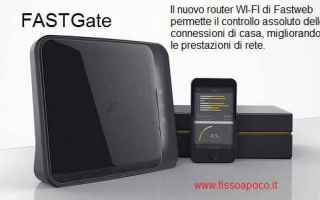 Hardware: fastweb  router  fastgate