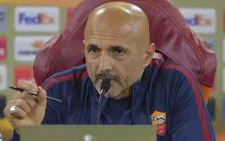 Calcio: spalletti  roma  inter  juventus