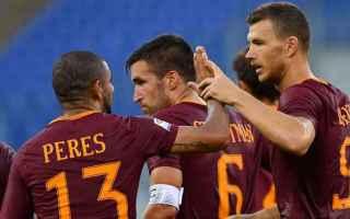 Serie A: roma  fiorentina  probabili formazioni